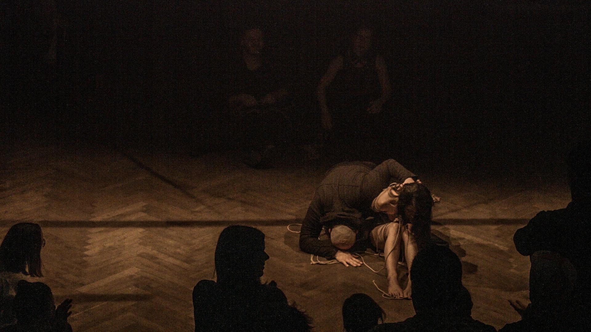 Discover Kinbaku Life Performance