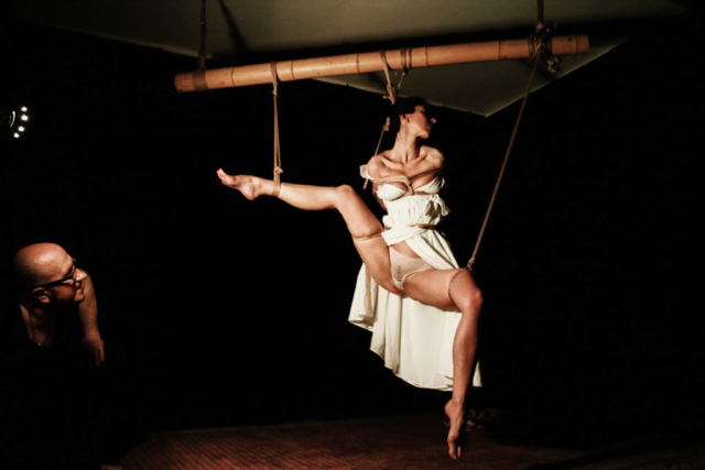 Intimate Kinbaku Shownight