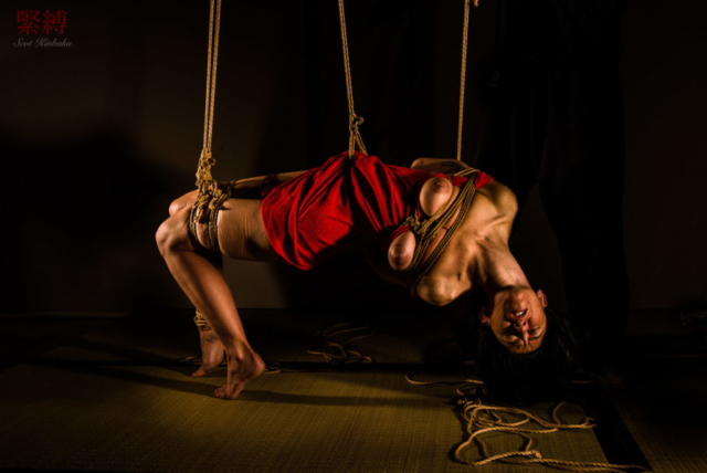 Kinbaku Photography Semenawa Session