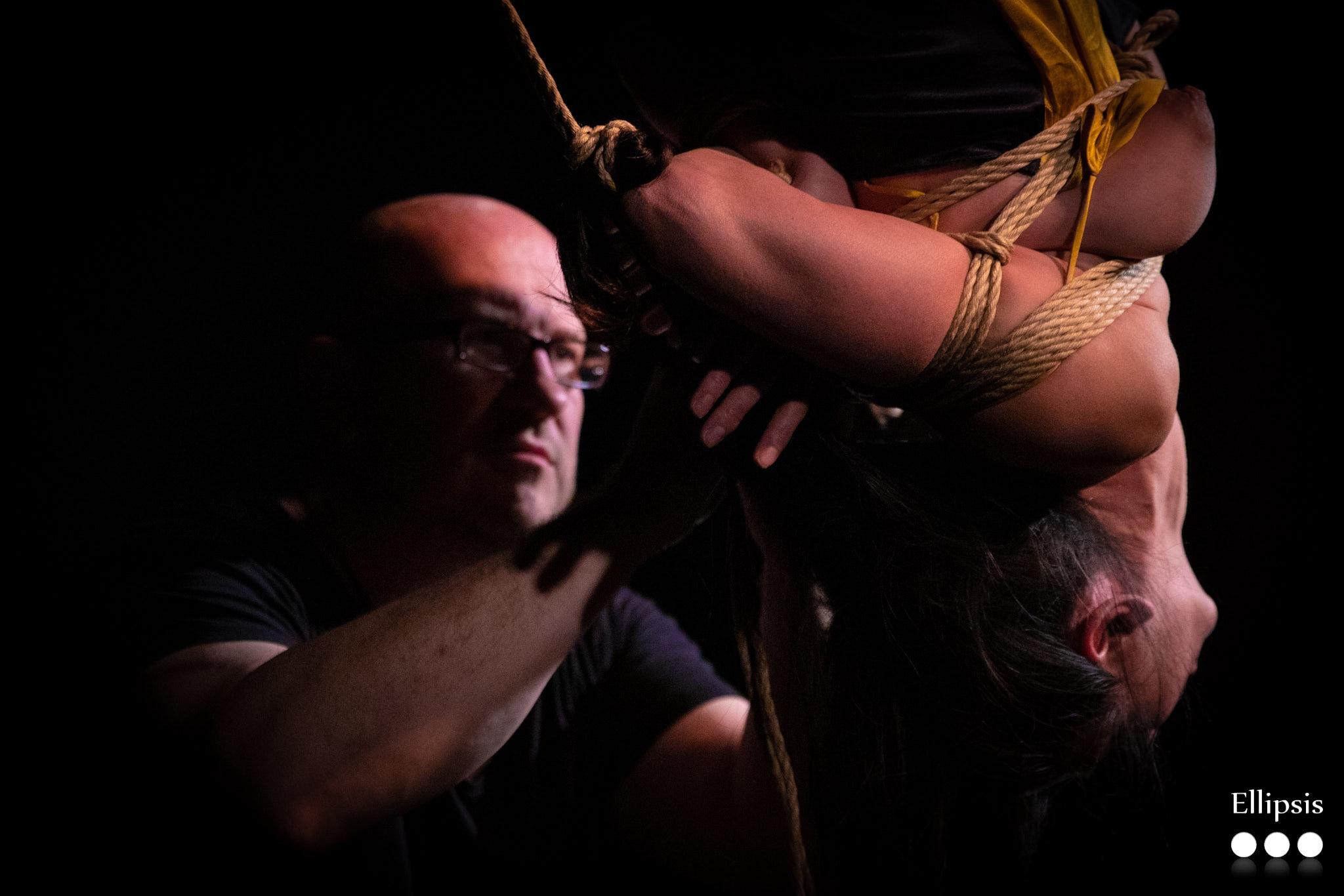 Discover Kinbaku Life Show Performance