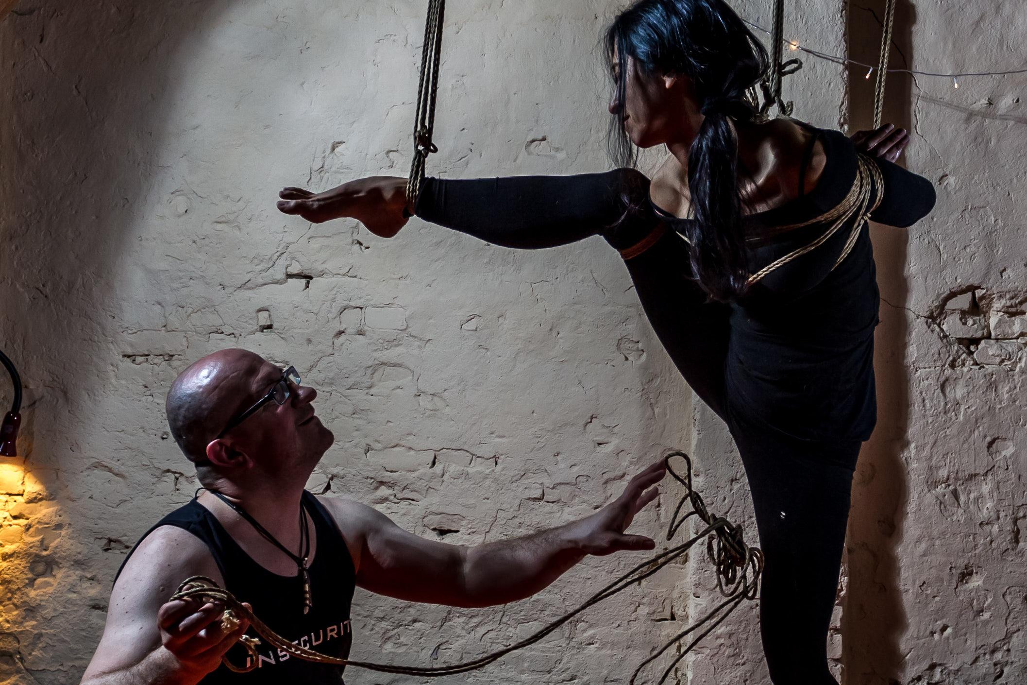Discover Kinbaku Performance