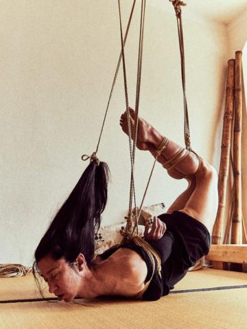 Learn Japanese Rope Bondage Shibari Kinbaku