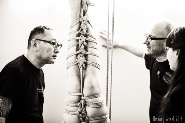 Discover Kinbaku Authentic Japanese Rope Bondage in Berlin